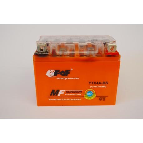 Аккумулятор FDF 4A