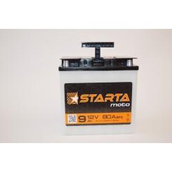 Аккумулятор STARTA 80A