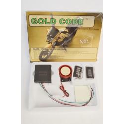Сигнализация Gold Code